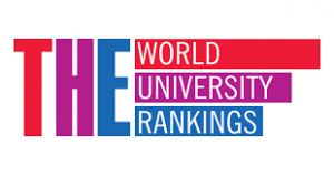 The Times Higher Education World University Rankings Logo