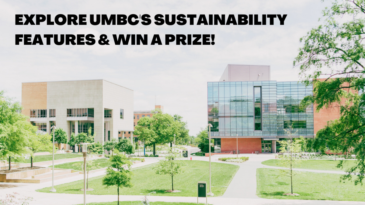 Welcome Week Sustainability Scavenger Hunt!